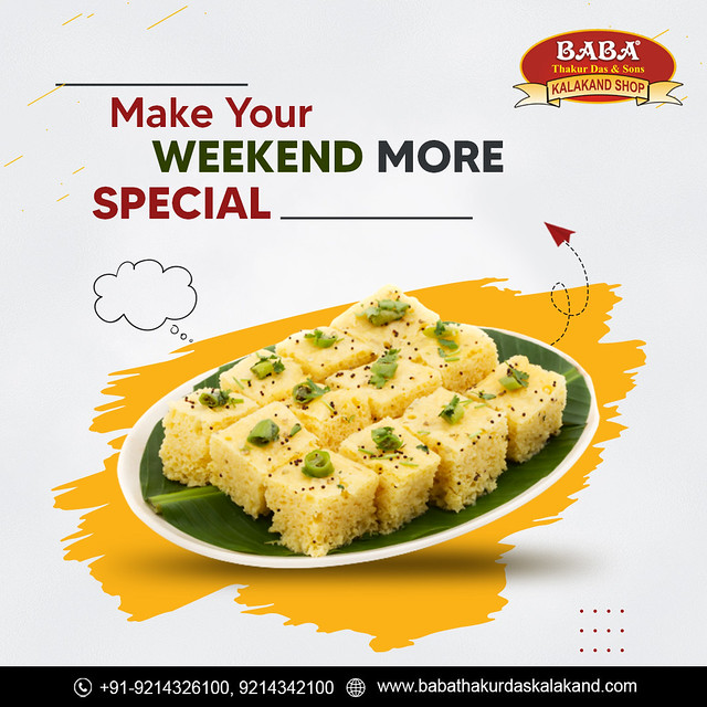 Make Your Weekend More Special..