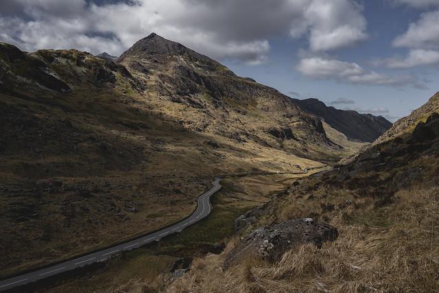 Pen y Pass, Snowdonia (Explored)