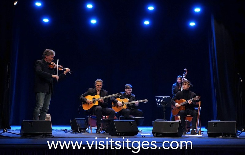 GALERIA DE FOTOS FESTIVAL JAZZ ANTIC SITGES 2021