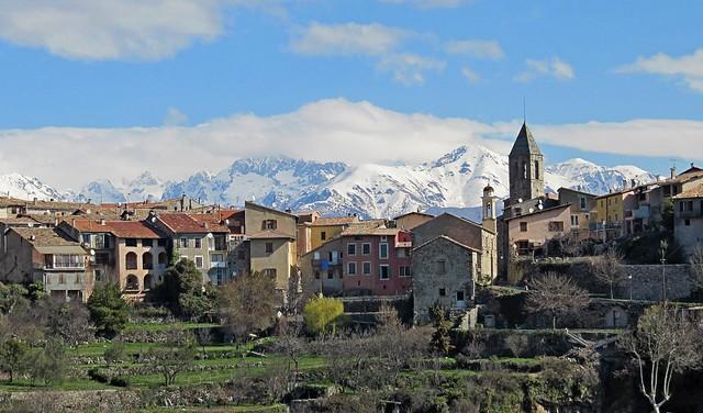 village d'Utelle