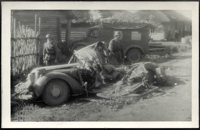 ArchivTappen23AAl2i377 Meine Dienstzeit, Rußlandfeldzug, WWII, 1939-1945