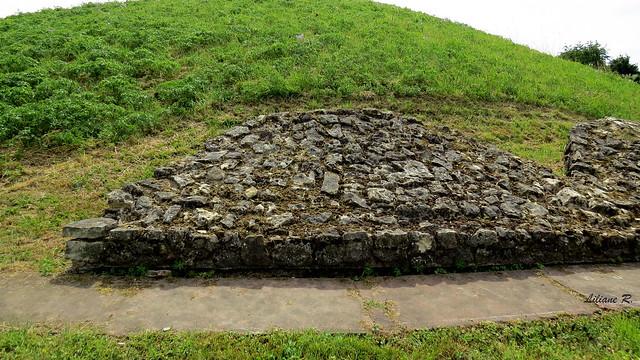 Le tumulus celtique