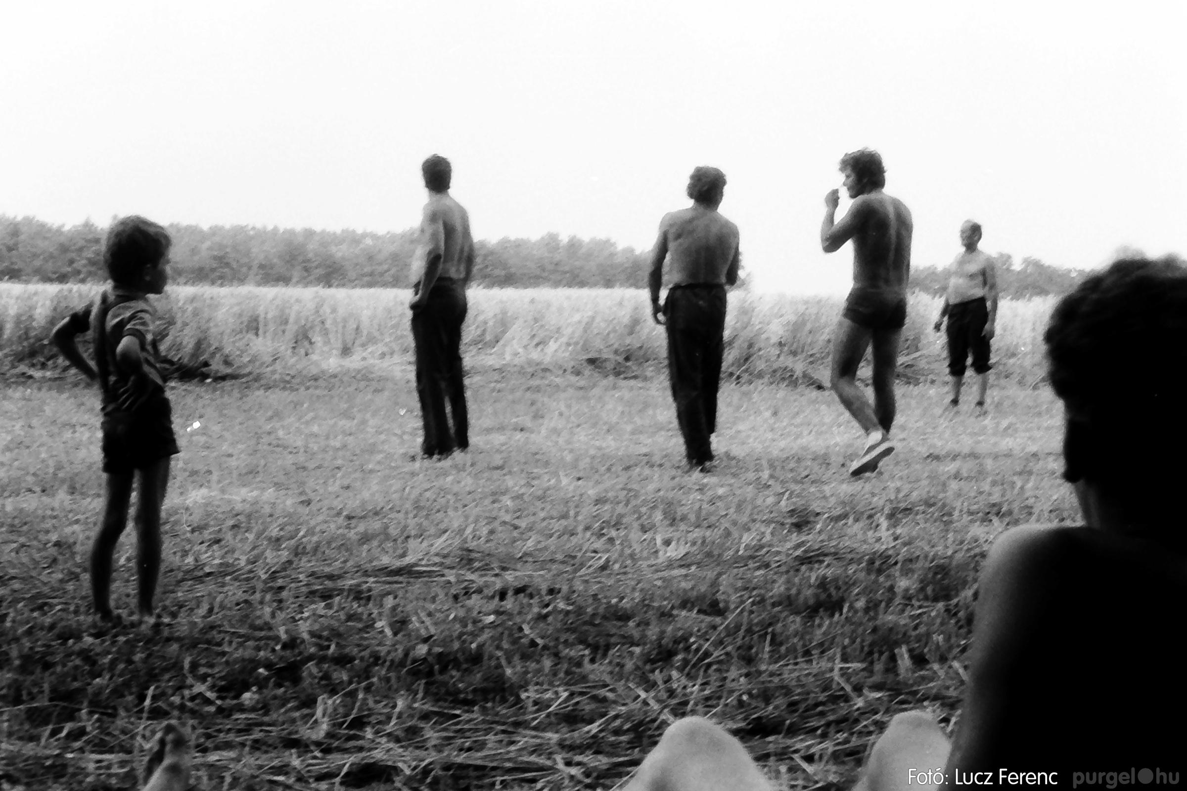 083. 1977. Lándor-parti party 008. - Fotó: Lucz Ferenc.jpg