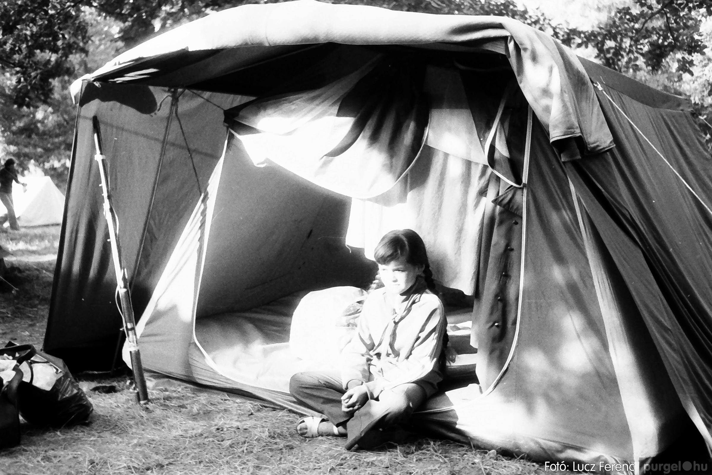 086, 088. 1977. Nyári tábor a Mátrában 063. - Fotó: Lucz Ferenc.jpg