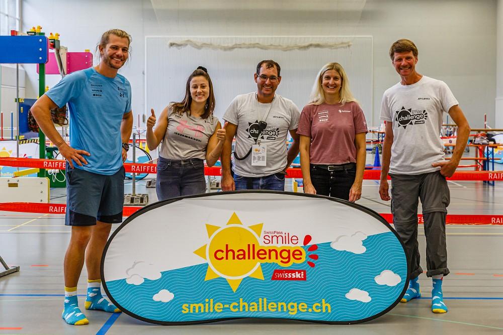 2020-08 SwissPass Smile Challenge Meilen