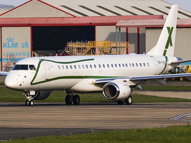 Air X Charter | Embraer Lineage 1000 | 9H-FAB