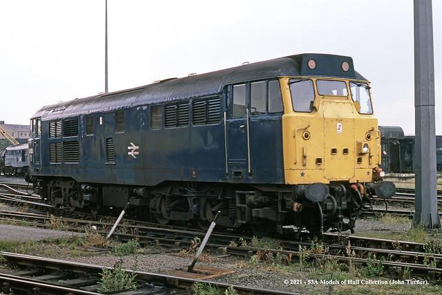30/06/1985 - Holbeck (HO) depot, Leeds, West Yorkshire.