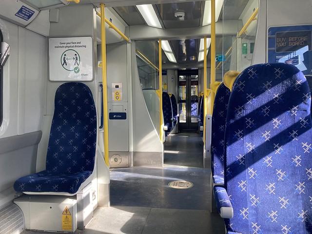 Class 334 Interior - 9th April 2021