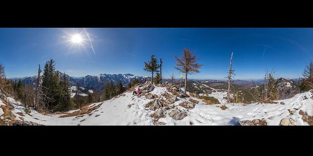 Trämpl, 360° Panorama