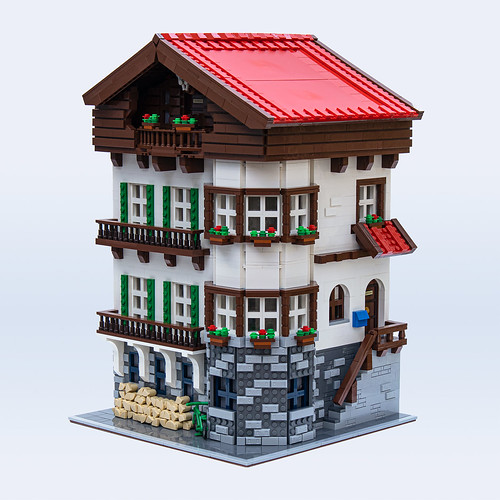 LEGO Bavarian Home Modular