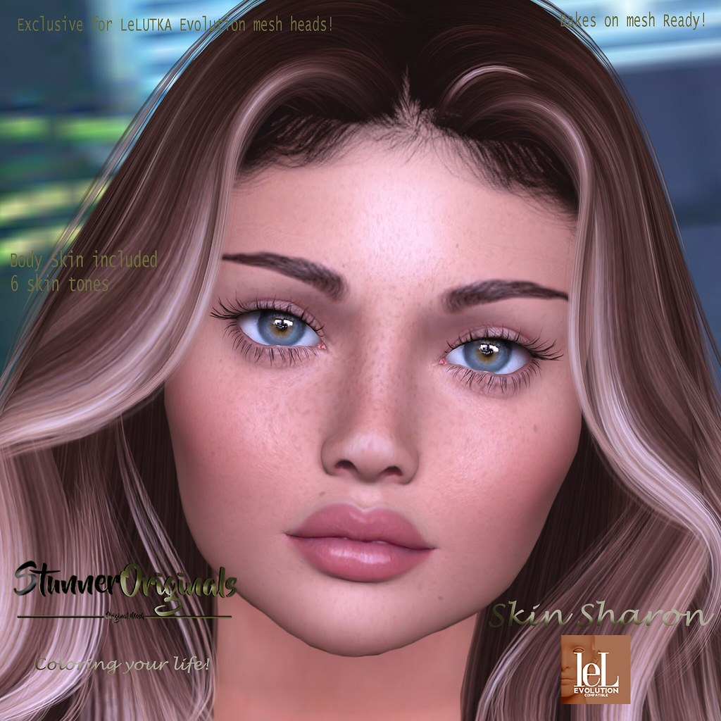 .:: StunnerOriginals ::. Skin Sharon