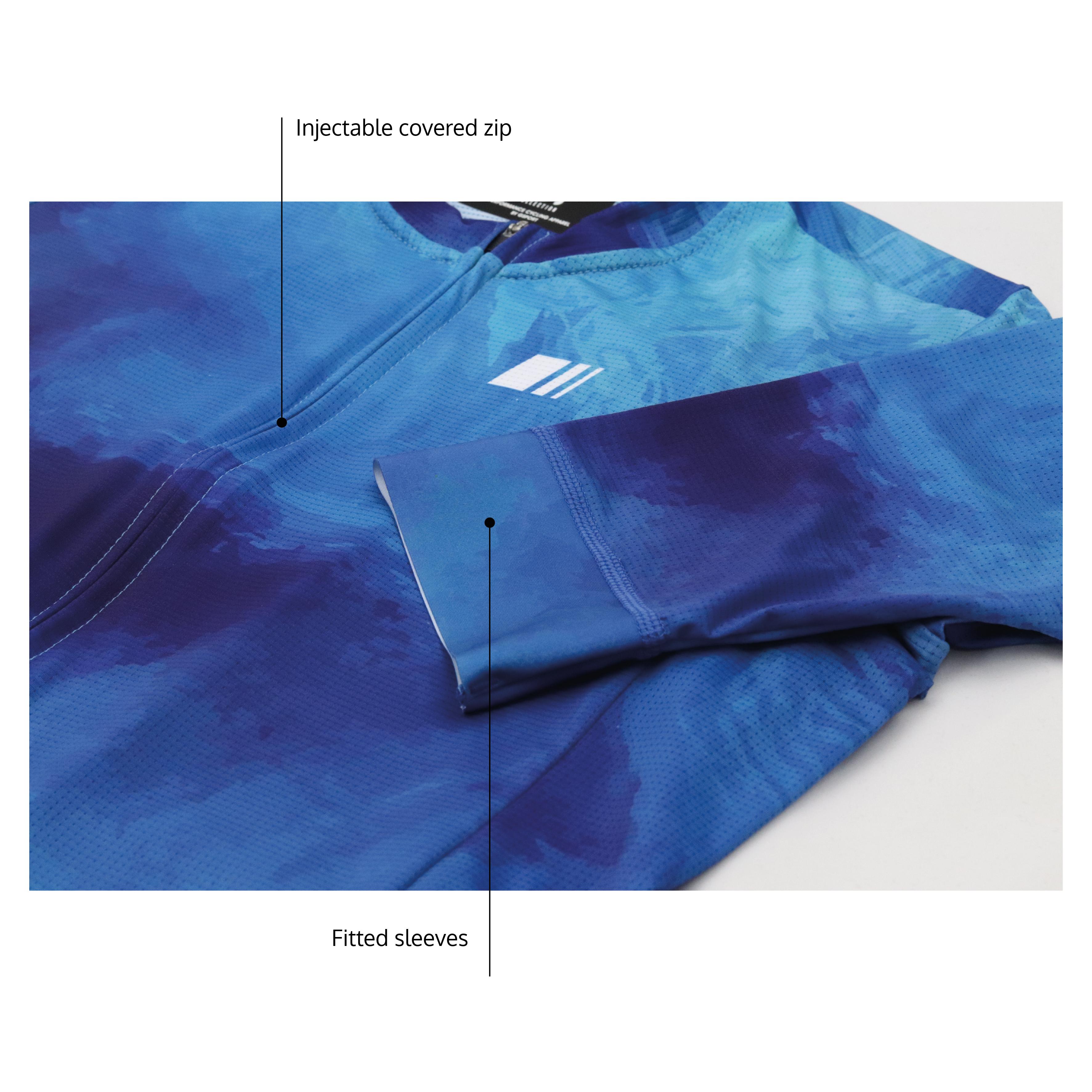 Men's Aero Ocean Jersey Details