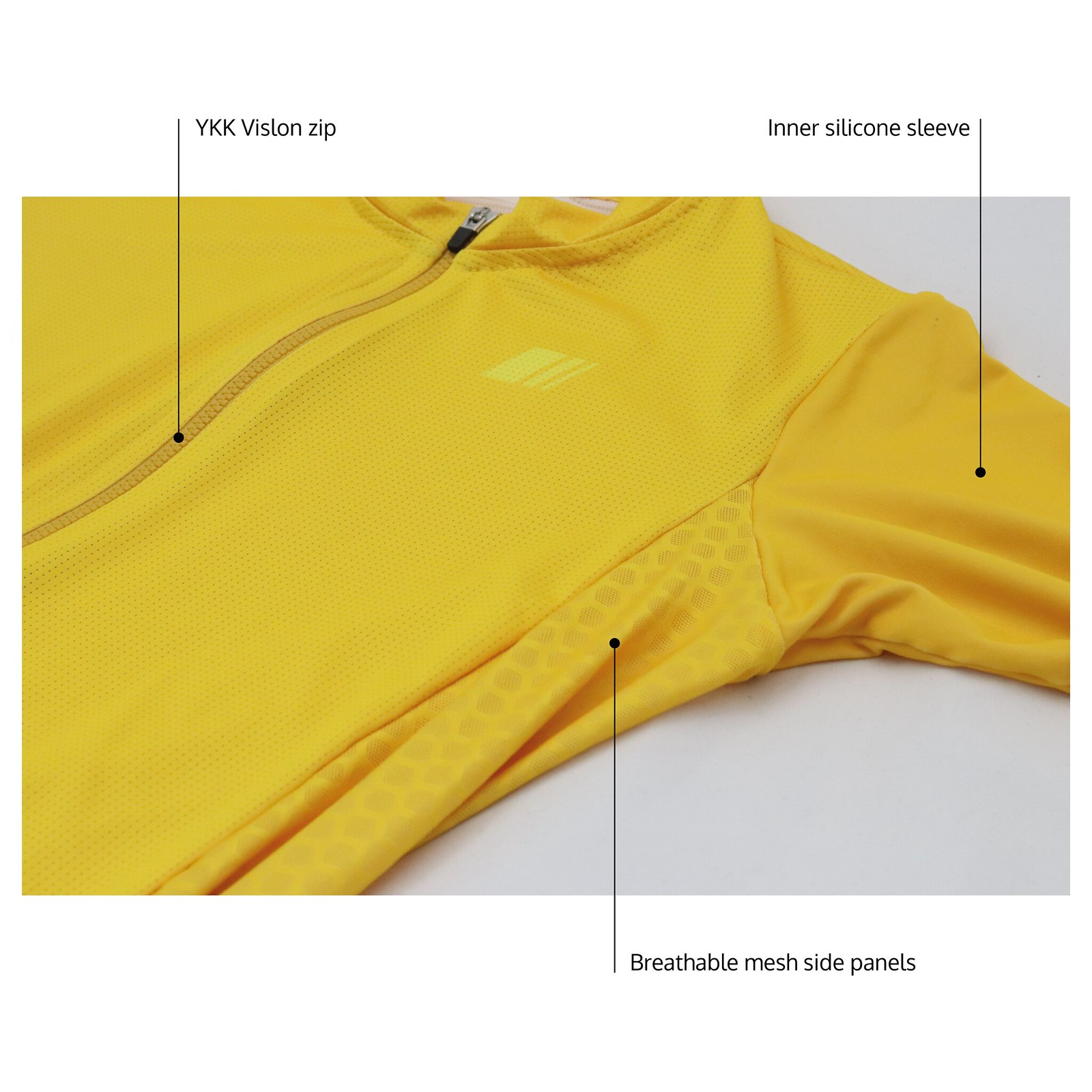 One Amber Jersey Gsport