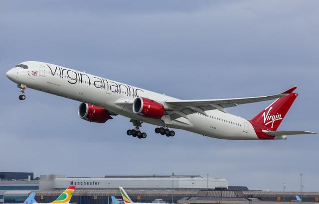 Virgin Atlantic Airbus A350-1041 G-VJAM