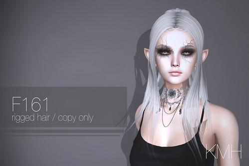 KMH - Hair F161 @ Chronicles & Legends