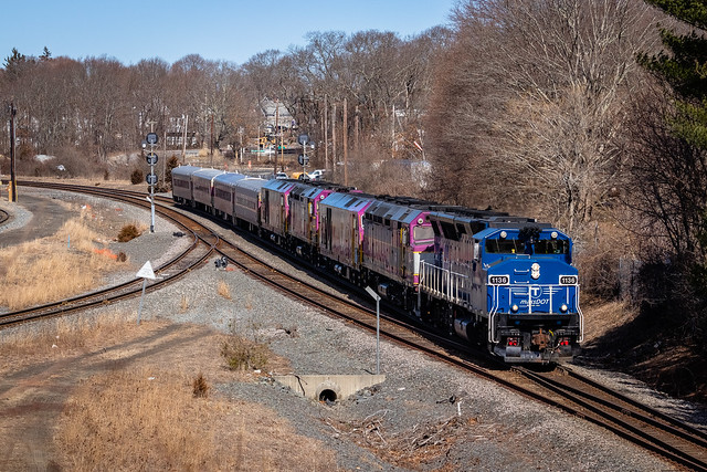 Extra arriving Middleboro