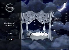 Starlight Backdrop @ Manly Weekend Sale