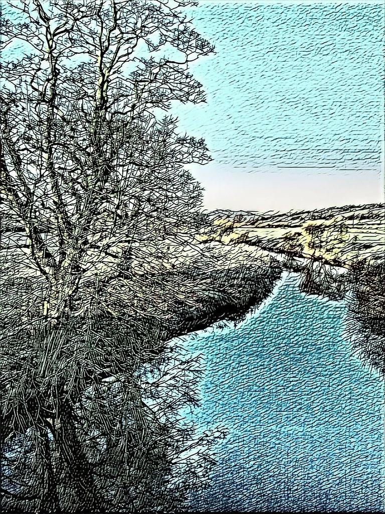 River Aire, Silsden