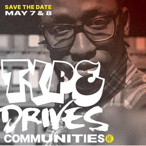 Type Drives Communities, 2021