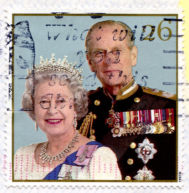 * in memory Prince Philip, Duke of Edinburgh, R.I.P.* great stamp Great Britain 26p (Queen Elizabeth & Prince Philip, Golden Wedding) timbre UK United Kingdom stamps England selo sello stamps GB stamp Great Britain GB England UK แสตมป์ บริเตนใหญ่ pulları