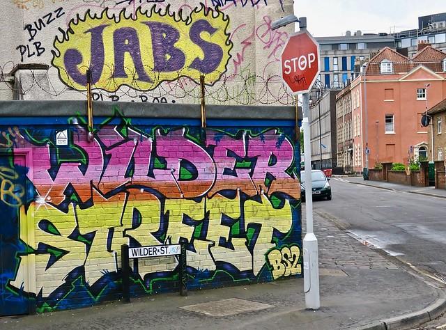 Wilder Street, Bristol, UK