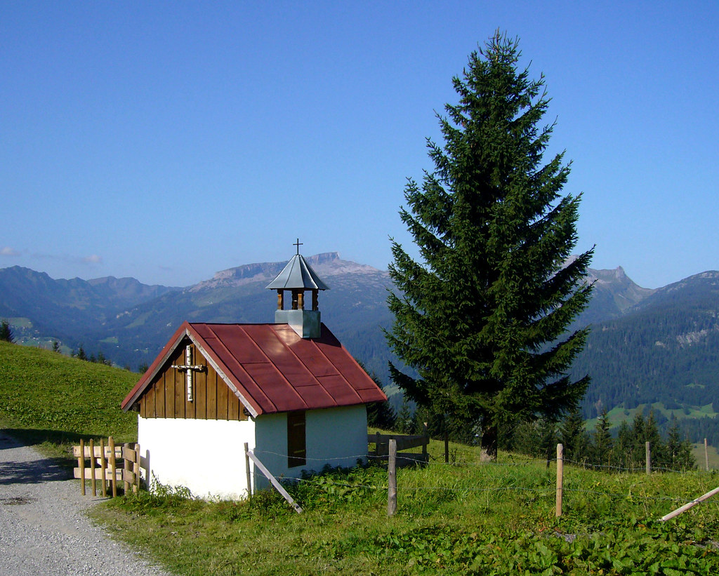 bei Oberstdorf
