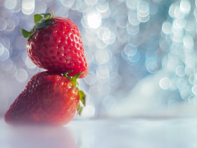 Balancing Strawberries