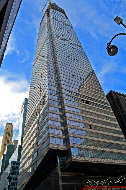 One Vanderbilt Skyscraper Tower 42nd St Park Ave Midtown Manhattan New York City NY P00857 DSC_0680