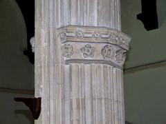 14th Century capital