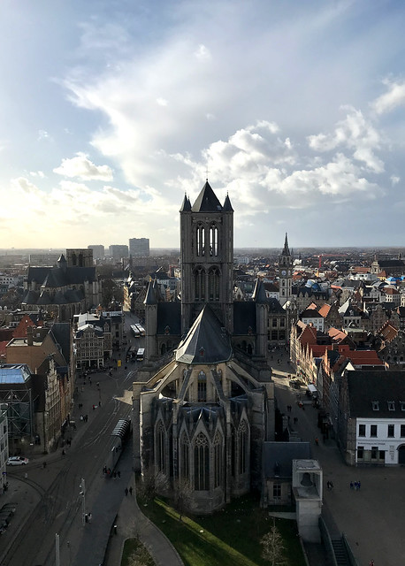 St Nicholas' Church, Ghent