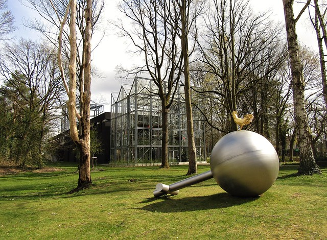 Musuem of Modern Art in Genk, Belgium.
