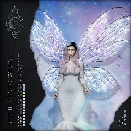CELESTE - Seelie Wings