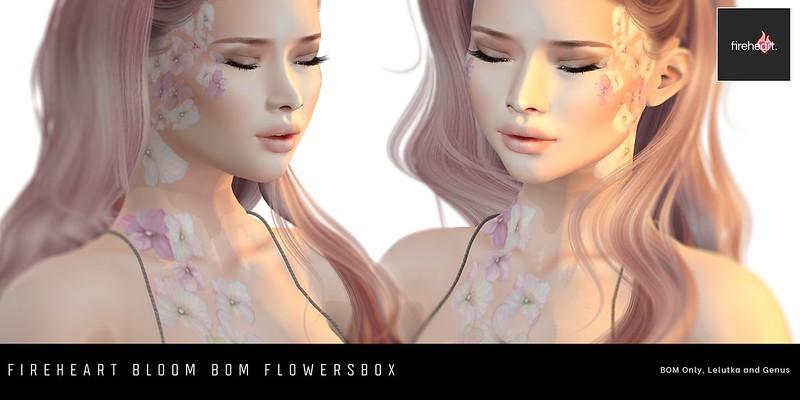 Fireheart Bloom box Group Gift
