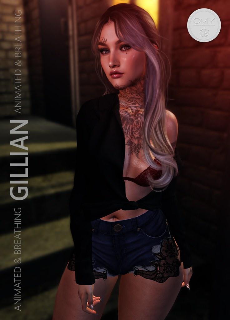 Gillian @ Jail Event