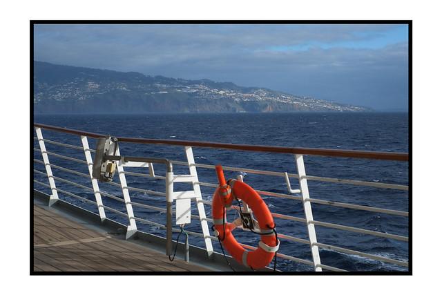 Deck view Madeira