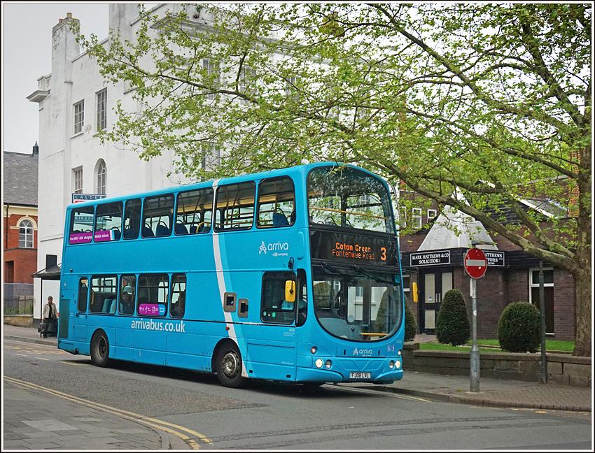 Arriva Midlands 4200