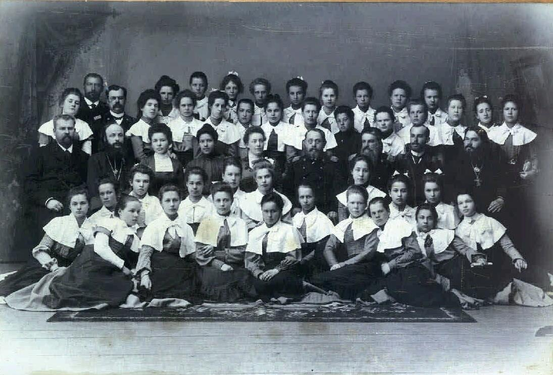 87. Женская гимназия