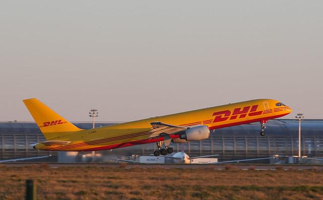 Boeing 757-200 Dhl