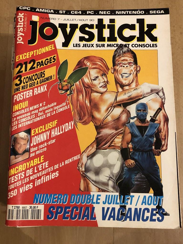 [VDS] Jeux Amiga, X68000, Atari, magazines 51105375624_586cfbc481_b