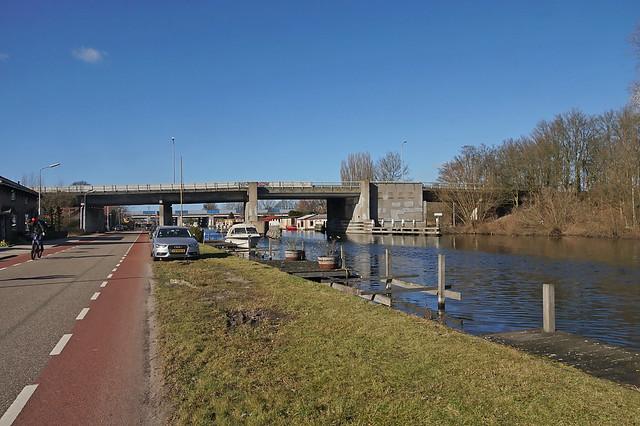 Nieuwemeerdijk - Badhoevedorp (Netherlands)