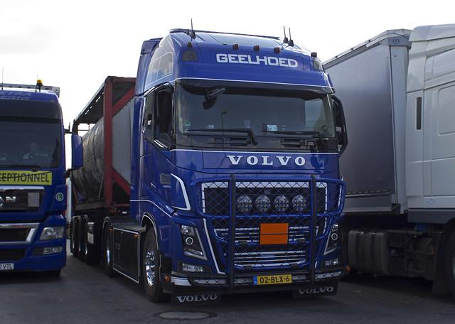 Volvo FH IV