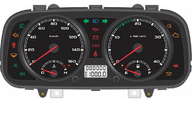 Instrument Cluster Market - Industry Trends and Forecast to 2026 | Visteon Corporation, Calsonic Kansei Corporation, Pricol Limited , Cypress Semiconductor Corporation, Nvidia Corporation, Dongfeng Electronic Technology Co.,Ltd.