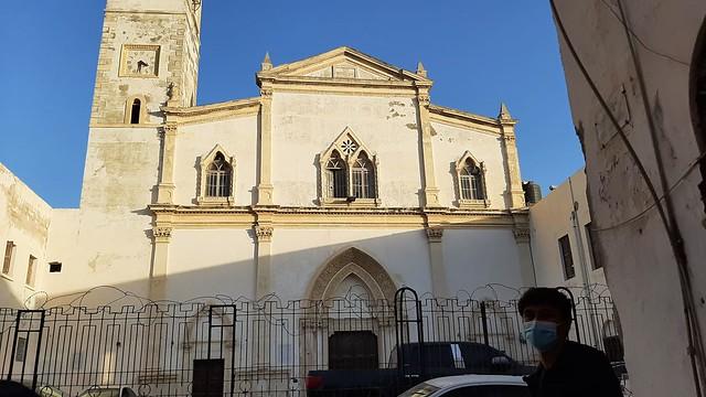 libya tripoly el-madena orthodox church