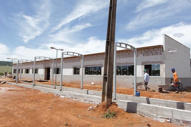 Visita a escolas de Planaltina