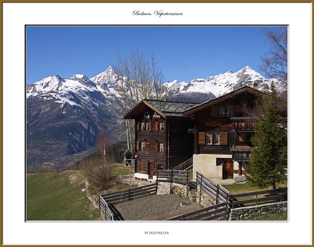 Beautiful Valais, Switzerland! Explore 11.4.21