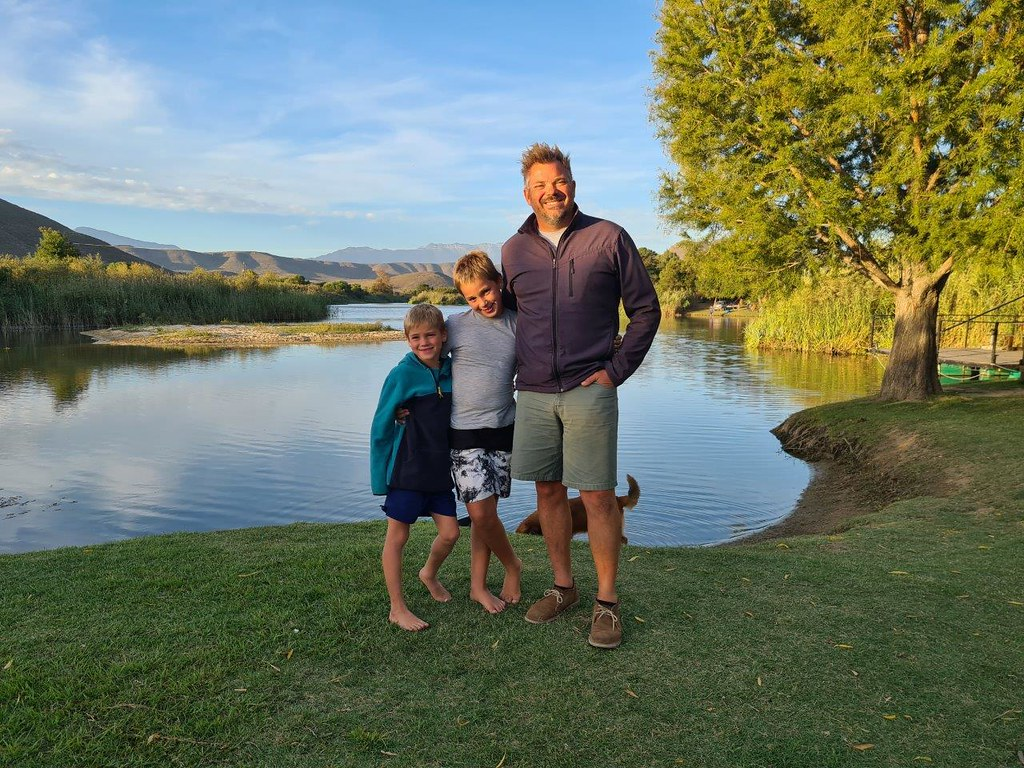 Camping weekend @ Breede Otter