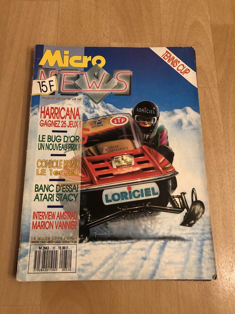 [VDS] Jeux Amiga, X68000, Atari, magazines 51105535723_e6a2a23d53_b