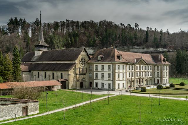 Abbaye de Hauterive (Switzerland)