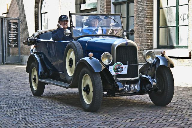 Citroën B14 Torpédo 1925 (8012)