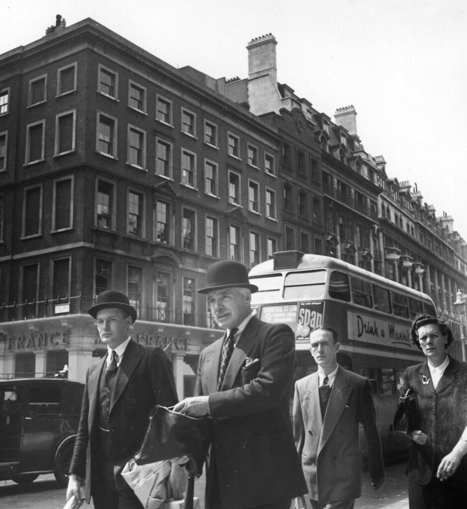 20. На улицах Лондона